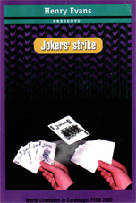JOKERS STRIKER by Henry Evan`s