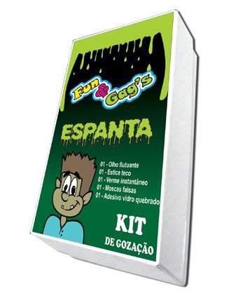 KIT DE GOZAÇÕES ESPANTA