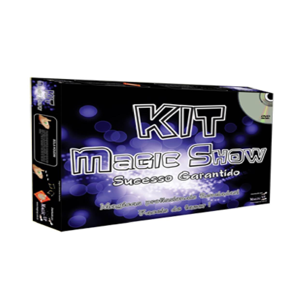 Kit de Mágicas Magic Show  R+