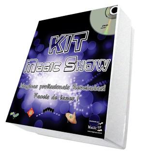 Kit de Mágicas Magic Show - caixa p R+