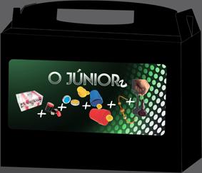 Kit de magicas o Júnior 2- Ideal para jovem aprendiz  R+