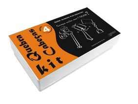 Kit Quebra Cabeça - Enigma Level 4 R+