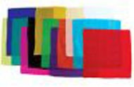 Lenço de Seda - 15  cm - varias cores B+
