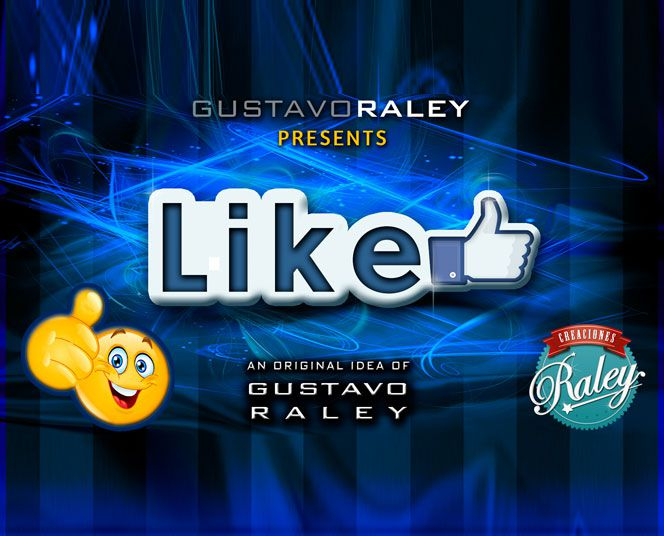 LIKE By Gustavo RALEY