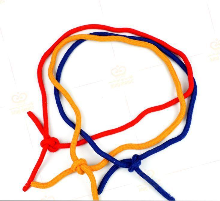 Cordas magicas Entrelaçadas - Linking Ropes  - Coleção Fast Magic N 62