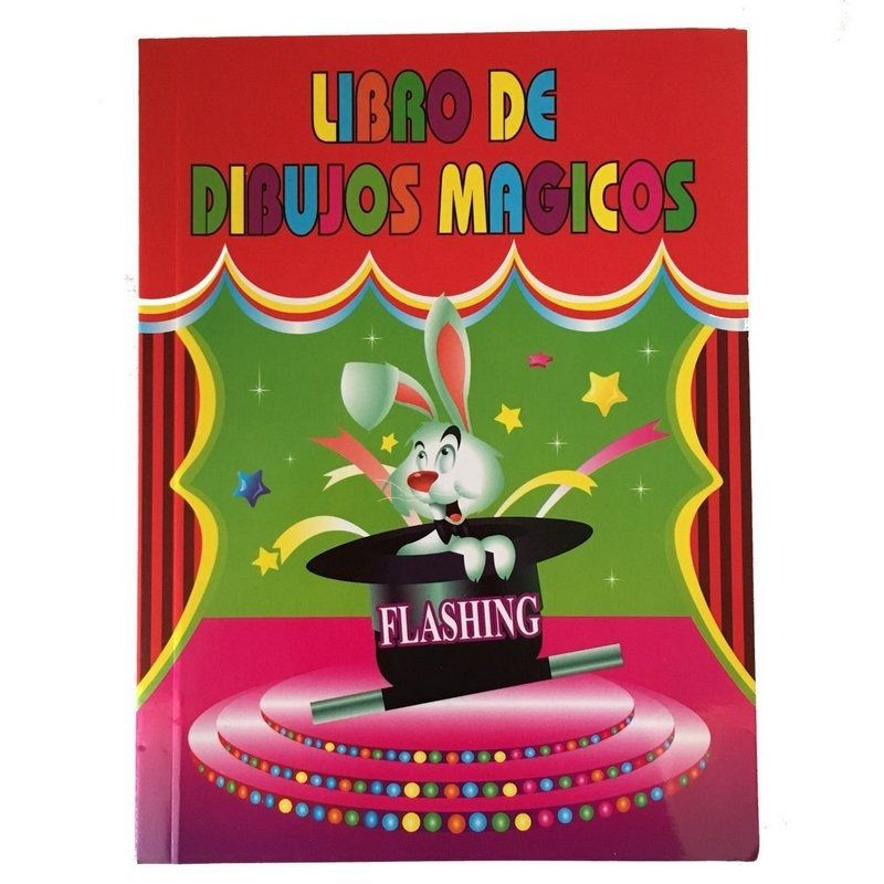Livro Mágico -3way mini