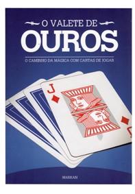LIVRO O VALETE DE OUROS - MARKAN