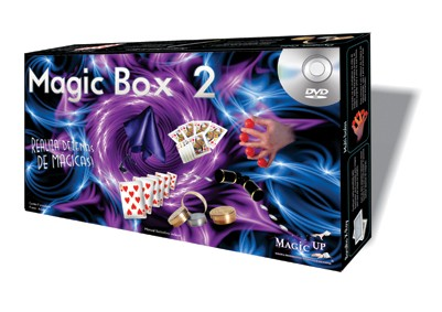 Magic Box 2 com Dynamic Coin Econômico