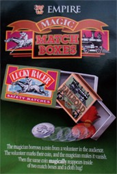 MAGIC MATCH BOXES- caso singular