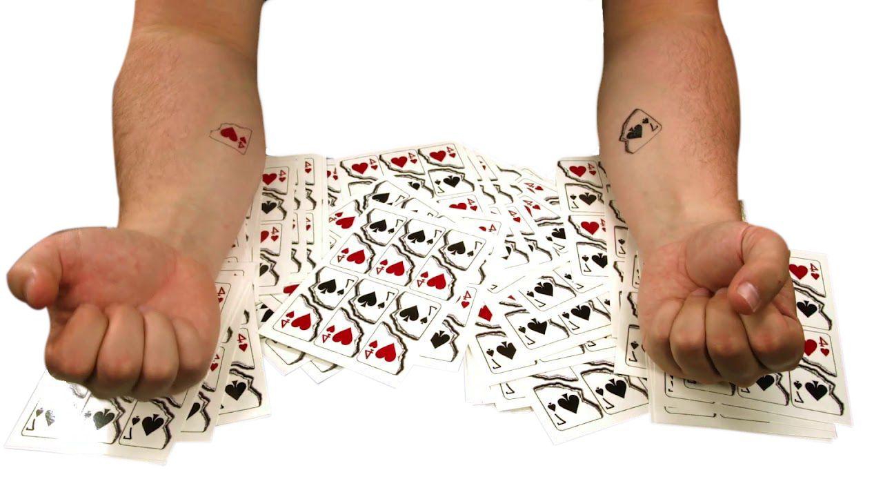 Magica com tatoo - Tatoo corner R+