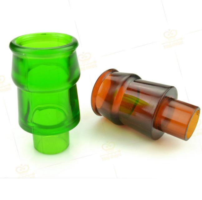Magica da garrafa que atravessa o corpo a mesa - Bottle trought body  B+