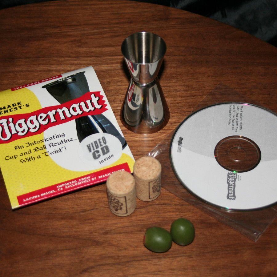 Magica De Bar  Dosador - Jiggernaut -Mark Jenest S G+