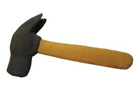 Martelo de Espuma = Sponge Hammer R+