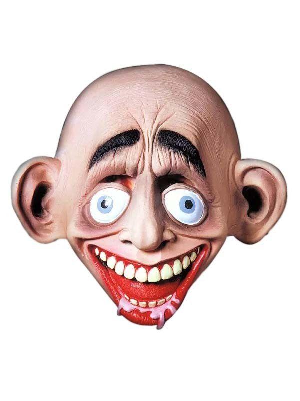 Máscara Bobo - 100% Látex (Spook). B+