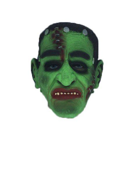 Máscara Frankstein  - 100% Látex (Spook). B+