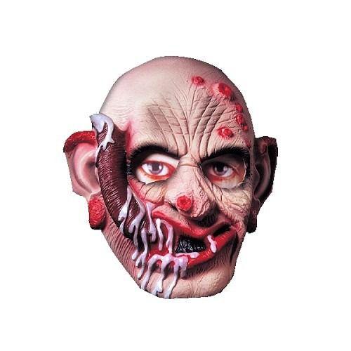 Máscara Linguarudo  - 100% Látex (Spook). B+