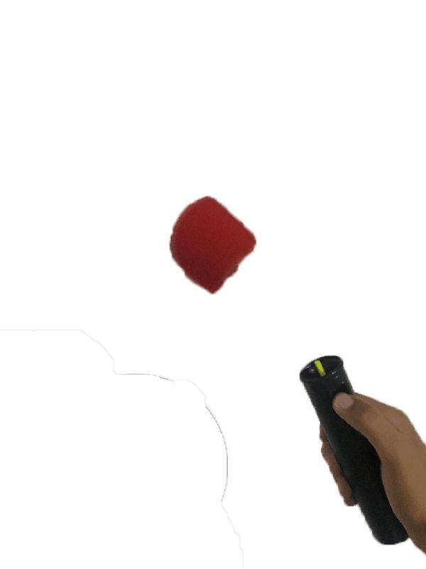 Microfone Pulão - Magica Cômica Para Publico Infantil G+