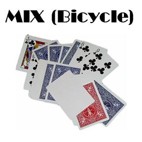MIX DE CARTAS BICYCLE