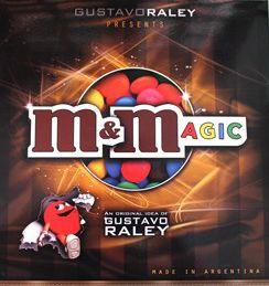 Mms M & Magic By Gustavo Raley B+