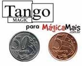 MOEDA COPPER & SILVER 50/5 TANGO