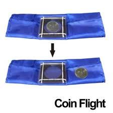MOEDA HOUDINI - COLEÇÃO FAST MAGIC Nº 04 - cristal coin case
