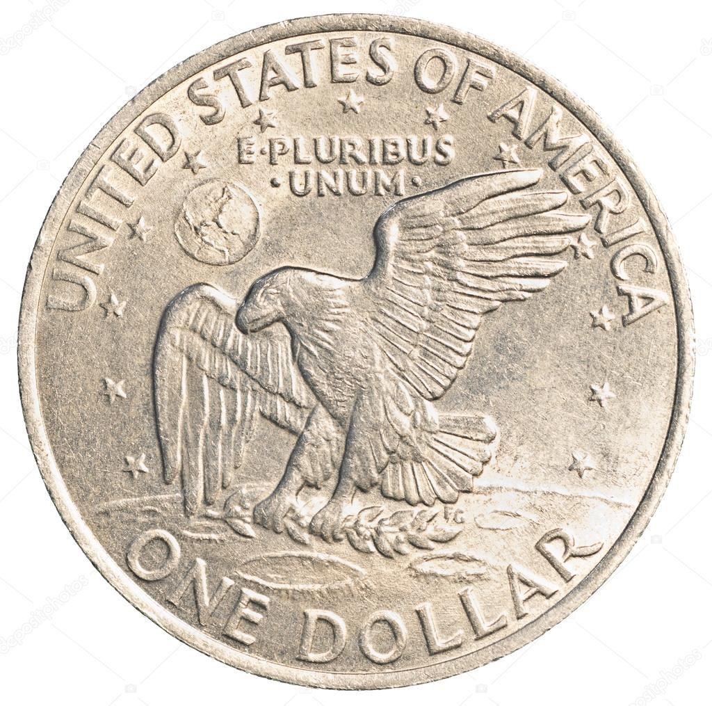 Moeda One Dollar, Ano 71 - 72 - 74 e 1978 R+