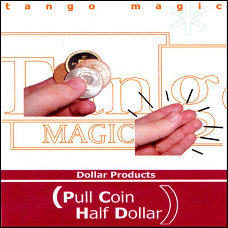 Moeda sumiste - Pull coin half Dollar  R+