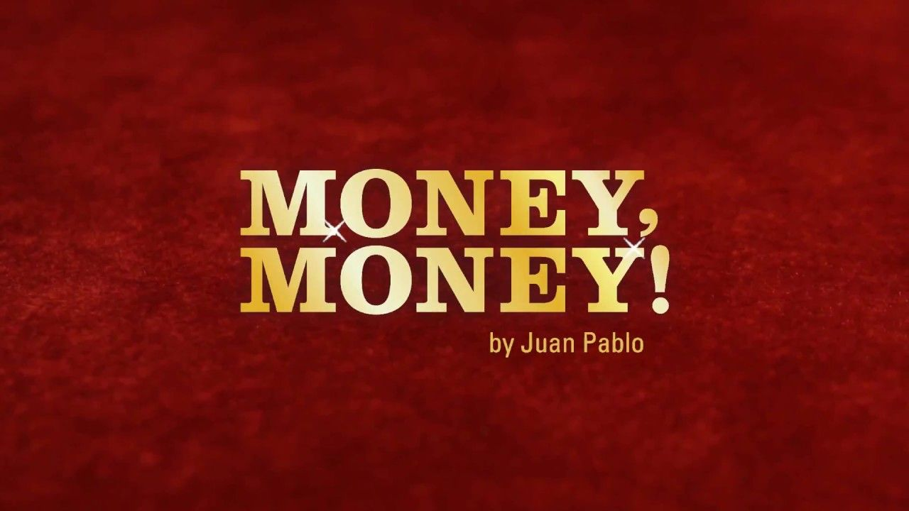 Money Money By Juan Pablo G+