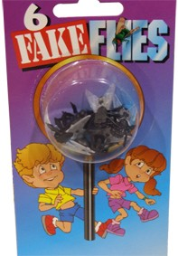 MOSCAS FALSAS (FAKE FLIES)