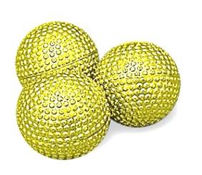 MULTIPLYING BALLS GOLD VERNET