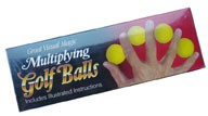 Multiplying Balls Golf - Bolas Excelsior B+