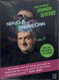 Nervous Breakdown By Dominique Duvivier com Dvd B+