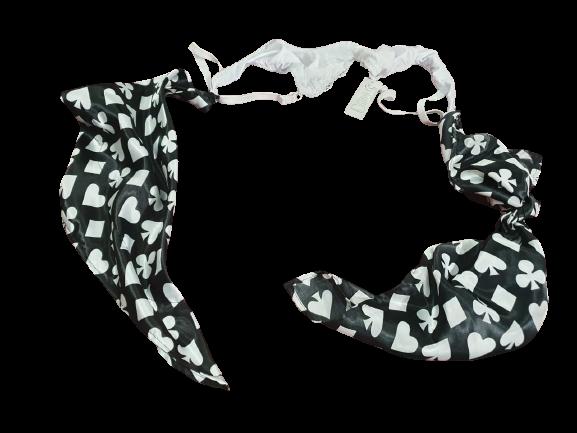 Nó Indiscreto Surpresa sofisticada- 21 Th Century Silk B+