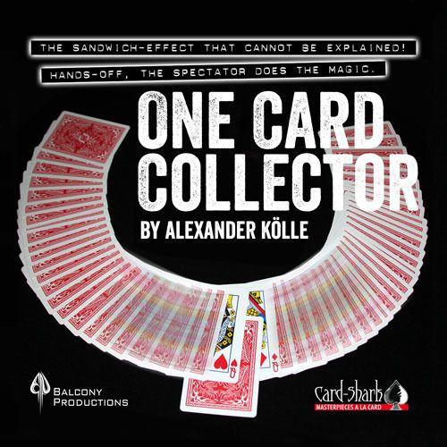 One Card Collector By Alexander Kolle G+
