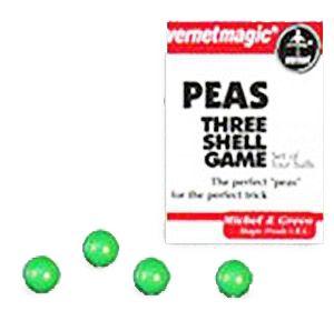 Peas Three Shell Games b+