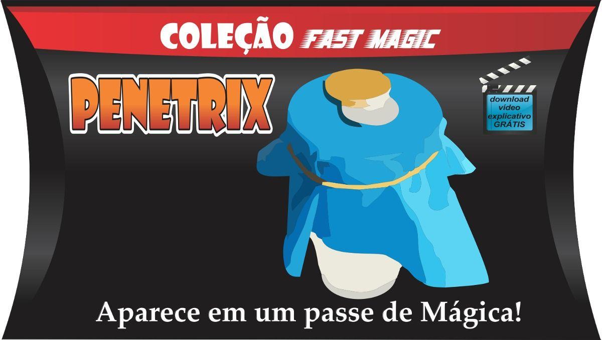 PENETRIX - COLEÇÃO FAST MAGIC Nº 15