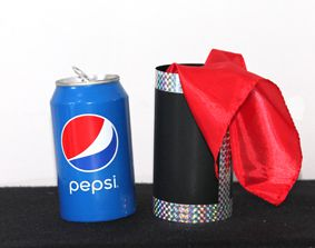 Pepsi can Vanish - Desaparecimento da lata  Pepsi R+