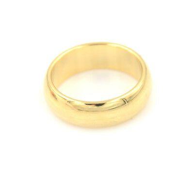 Pk Ring Arredondado Dourado com Vídeo b+