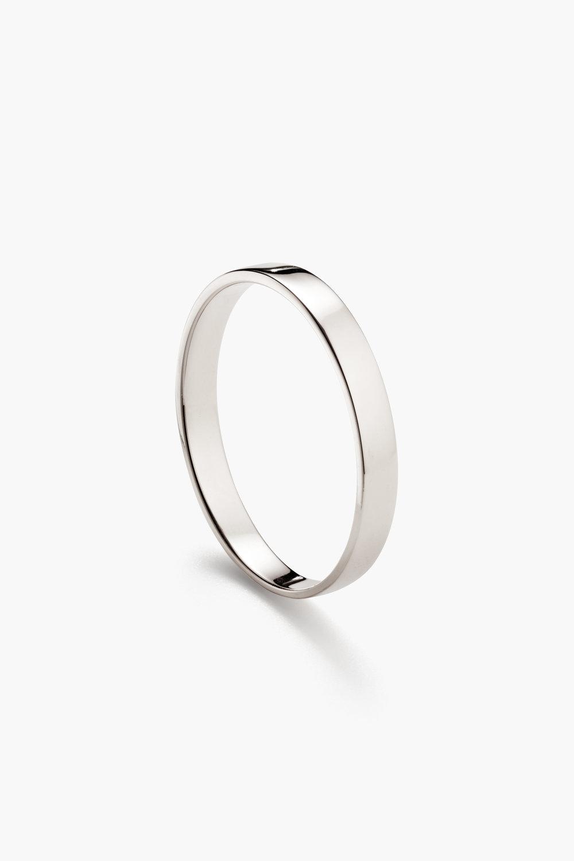 Pk Ring Fino Prata com video explicativo