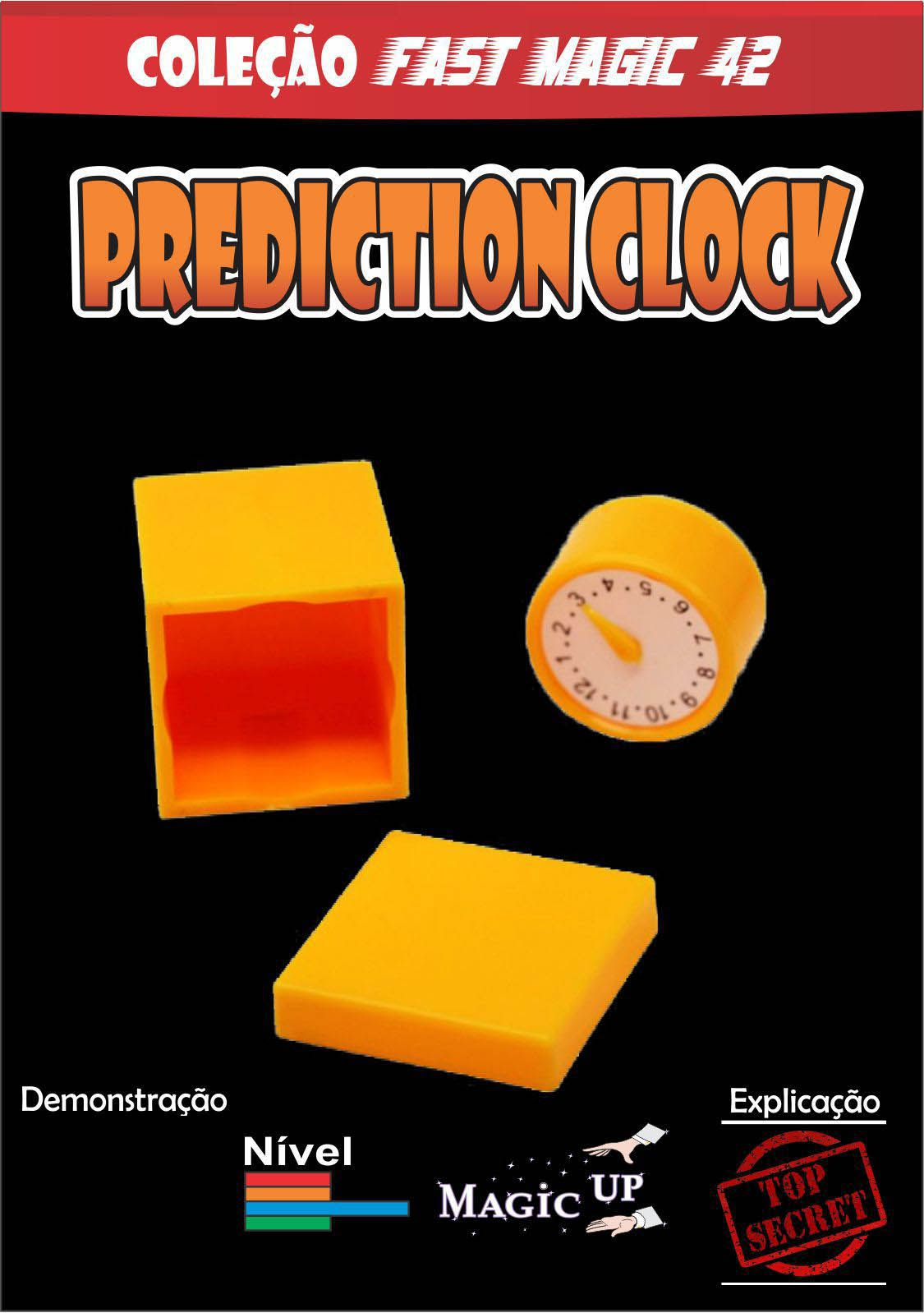 Prediction Clock - Coleção Fast Magic N 42 R+
