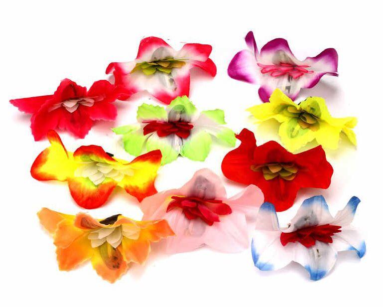 Produção de flores na mão - Flowers from empty hand