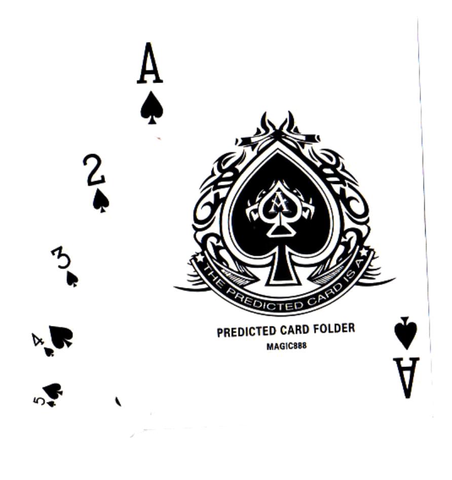 A Carta Maior - Coleção Fast Magic N 40 B+