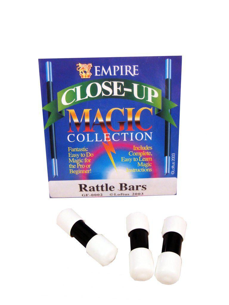 Rattling Bars - Magica da Varinha sonora R+