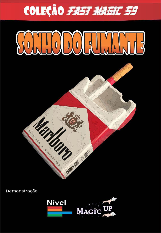 Sonho do Fumante - Marlboro Coleção Fast Magic N 59 B+