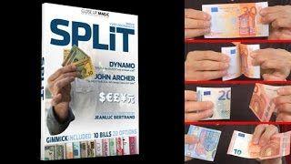 Split - Yves Doumergue - Jean Luc Bertrand. F+