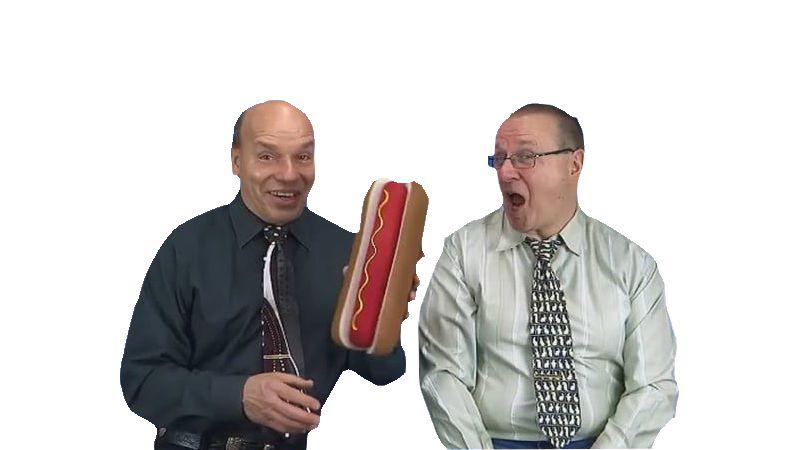 Sponge Hot Dog Jumbo Goshman - Cachorro quente de Itu D+