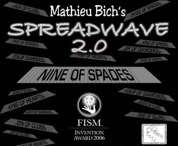 Spreadwave 2.0 do Mathieu Bich - Versão Portuguesa by Fosc. F+