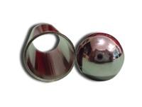 STEEL BALL AND TUBE (METAL)