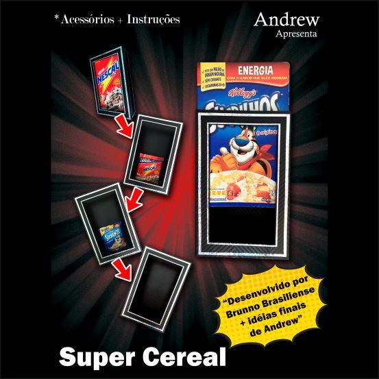 Super Cereal - Desaparição do Sucrilhos 2.0 M+