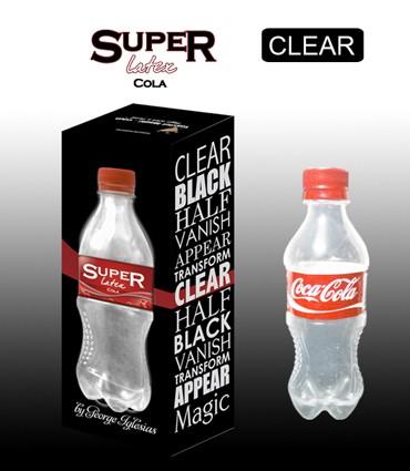 SUPER LATEX COCA COLA (CLEAR) - BY GEORGE IGLESIAS